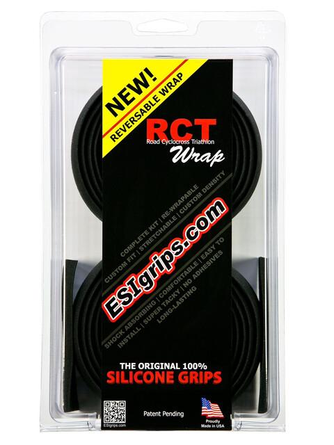 ESI RCT Wrap stuurlint zwart